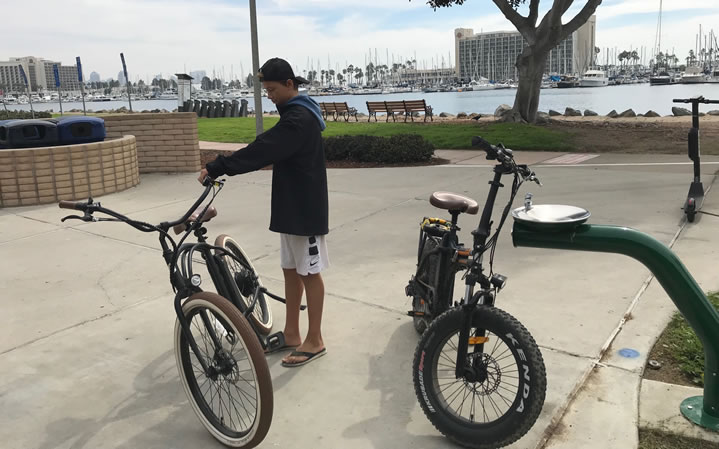 Rad Electric Bikes versus Tower Electric Bikes