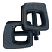 Flat Pedals (Barefoot Bicycle Pedals) - EB-BCH-PEDL-SET